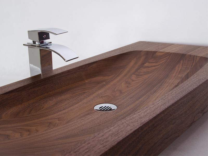 Bathroom Sink Wood : - Wooden sink and bathtub - wooden basin washbasin wooden sinks ...