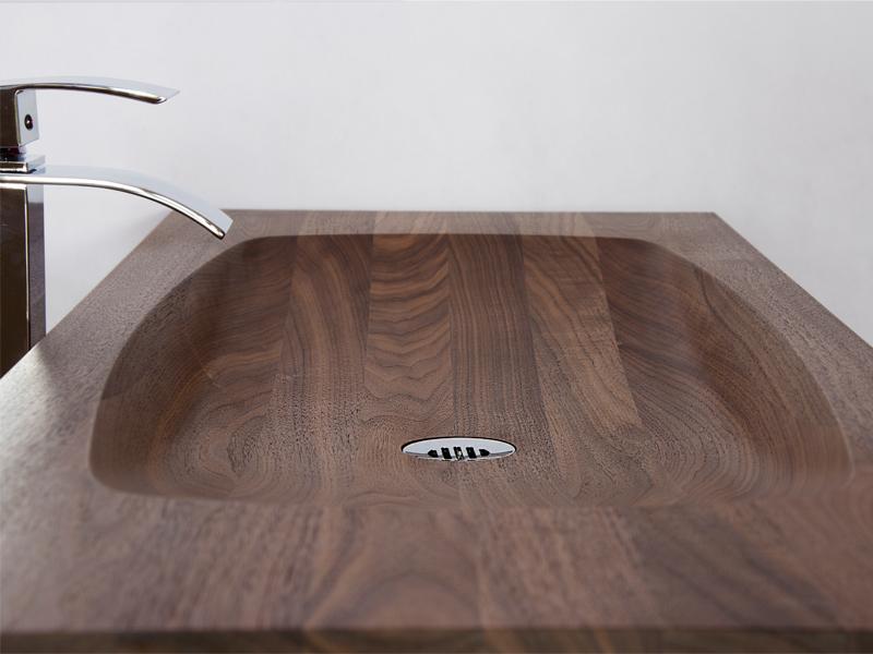 SobotaDesign - Wooden sink and bathtub - wooden basin   washbasin   wooden sinks   wooden basins ...